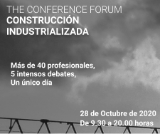 Banner Congreso Construcción Industrializada Evetson