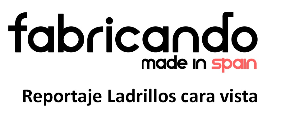 Banner Fabricando Made in Spain Ladrillos cara vista
