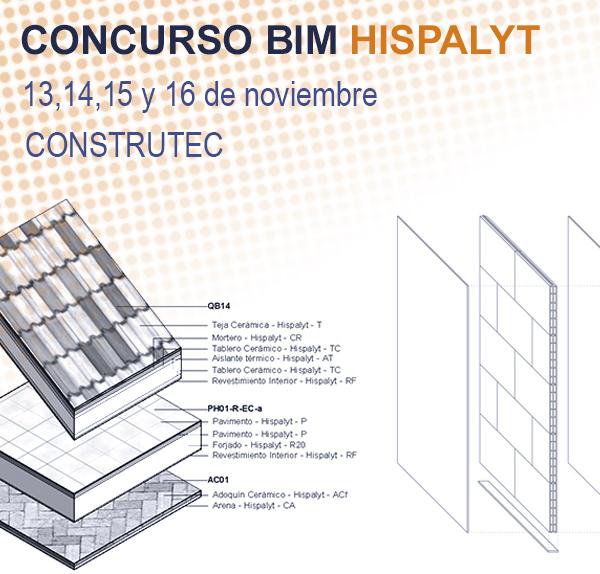 Concurso BIM Hispalyt