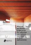 portada Manual de diseño y ejecución de cubiertas con tablero cerámico y otras aplicaciones