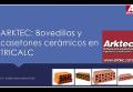 """portada Presentación """"Cálculo de forjados de bovedillas y casetones cerámicos con TRICALC"""""""