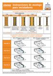 portada Folleto Silensis instrucciones de montaje para instaladores
