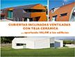 portada Presentación Jornada Técnica sobre cubiertas ventiladas de teja cerámica