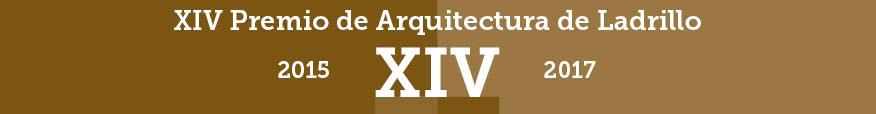 XIV Premio de Arquitectura de Ladrillo