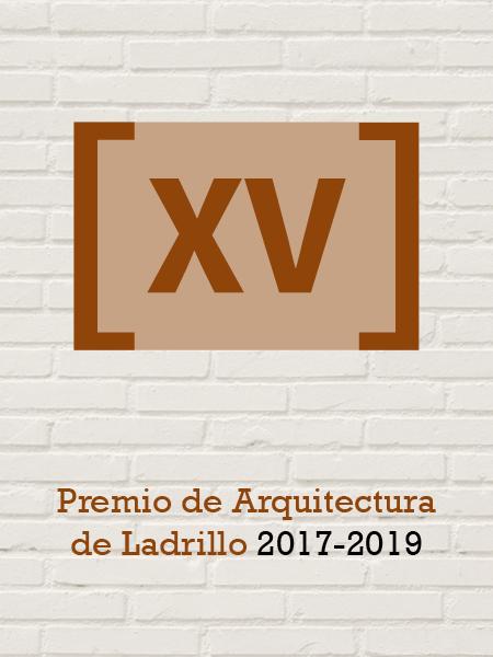 Acceso XV Premio de Arquitectura de Ladrillo