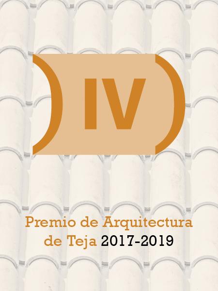 IV Premio de Arquitectura Cerámica - Categoría Tejas