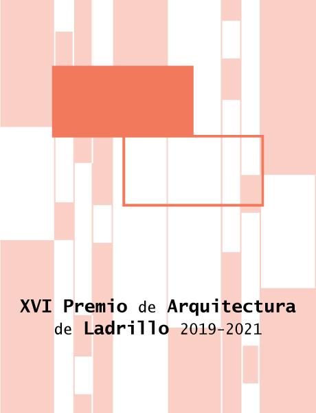Acceso XVI Premio de Arquitectura de Ladrillo